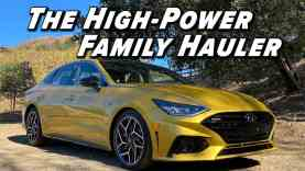 Family-Sized Fun | 2021 Hyundai Sonata N Line First Drive