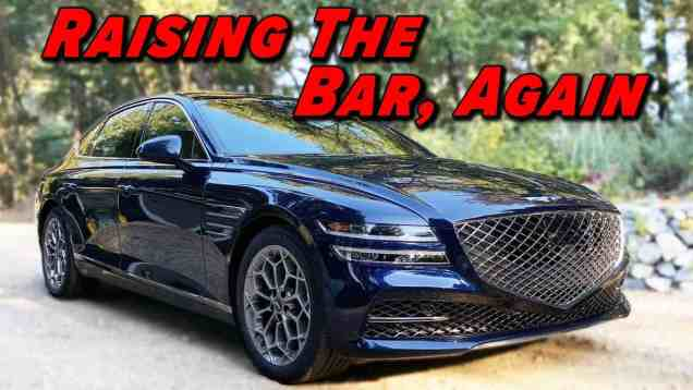 Taking Genesis To The Next Level | The All New Genesis G80