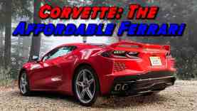 The American Icon Is Now An American Supercar | 2021 Chevy Corvette