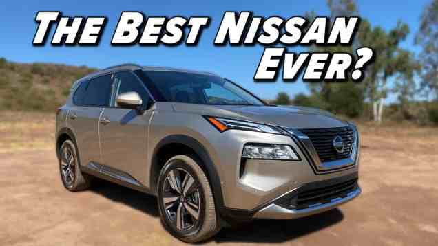 The Compact CUV To Beat? | 2021 Nissan Rogue