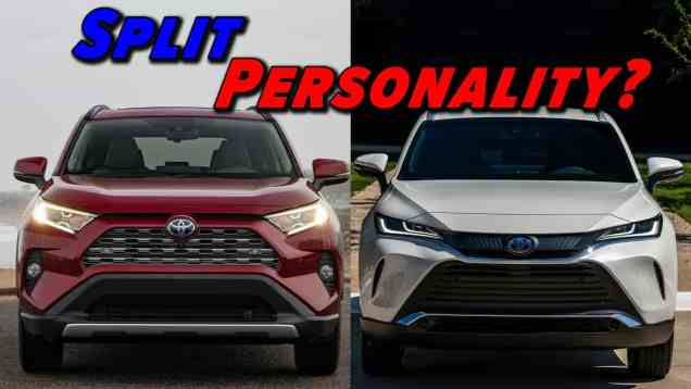 Toyota Venza or RAV4 Hybrid? Which Is Right For You?