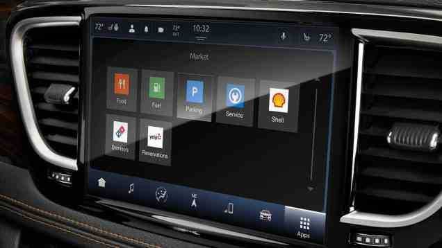 Uconnect 5 – The Newest Infotainment System for Jeep, Dodge, RAM, Chrysler and Fiat