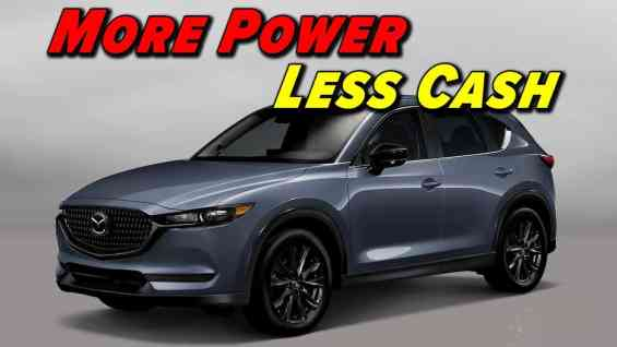 Is The Prettiest CUV The Best CUV? 2021 Mazda CX-5