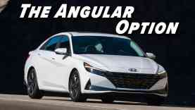 The Practical, Angular One | 2021 Hyundai Elantra