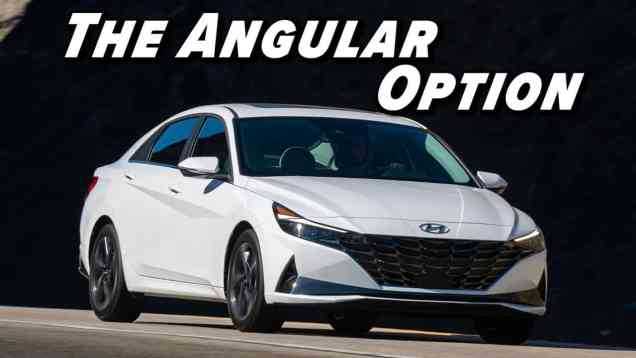 The Practical, Angular One | 2021 Hyundai Elantra