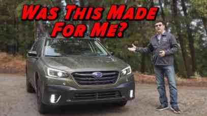 The Ultimate Rough-Roader?   2021 Subaru Outback
