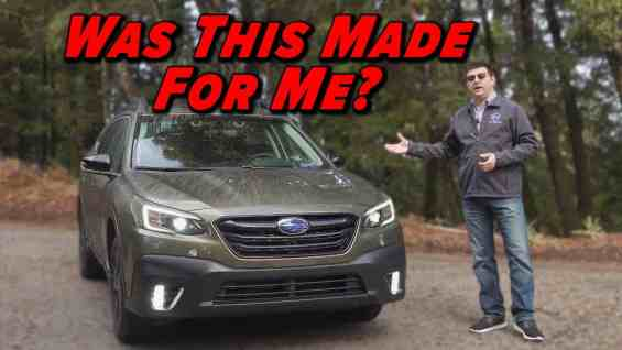 The Ultimate Rough-Roader? | 2021 Subaru Outback