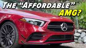 Baby's First AMG? | 2021 Mercedes AMG A35