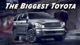The Toyota Of SUVs | 2021 Toyota Sequoia