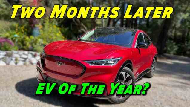 Full Review After 2 Months | 2021 Ford Mustang Mach E