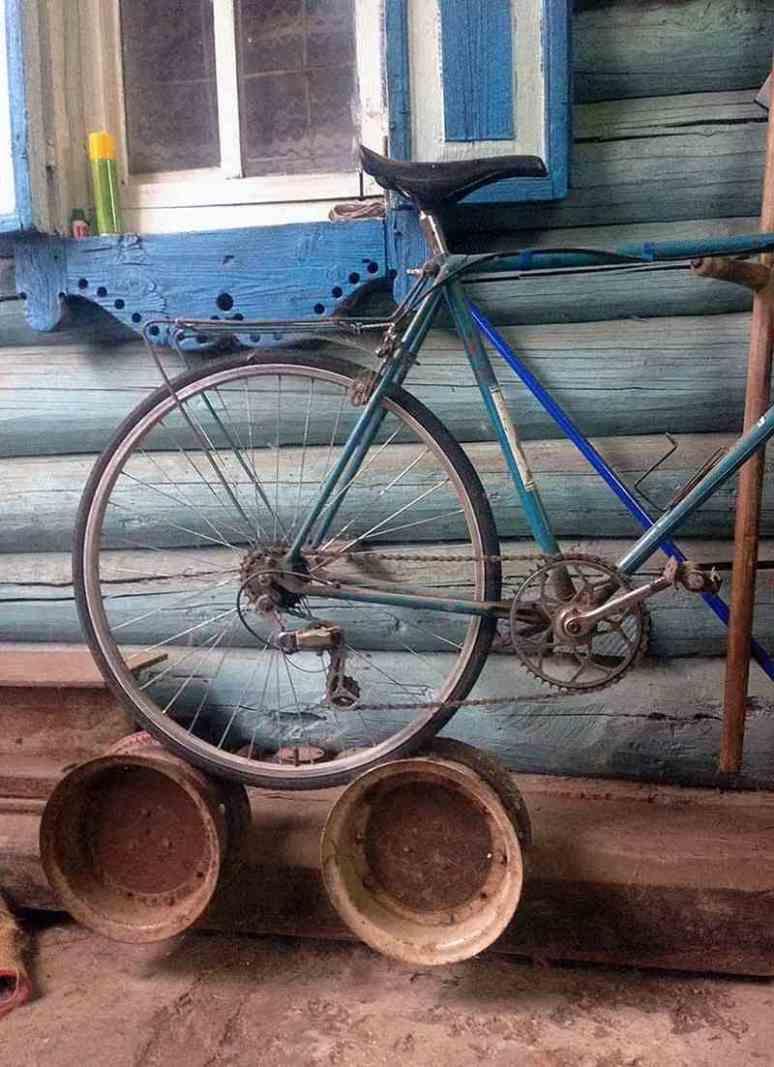 Велотренажер Федора