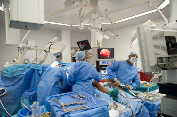 Healthcare Operating Theatre
