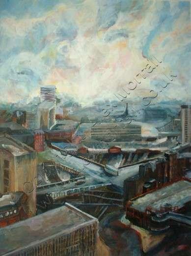 Birmingham Sky
