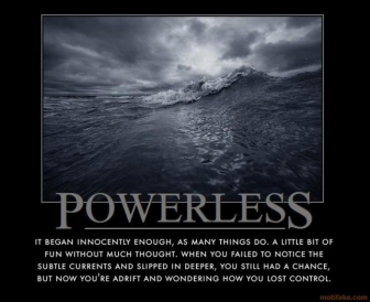 7 years journey to life: Day 105: Self-forgiveness on powerlessness