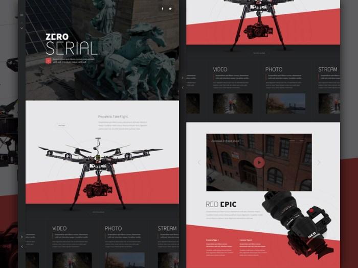 Gene Ross - Drones Concept