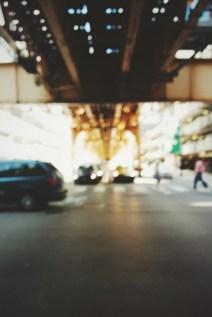 Under the Orange Line