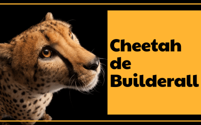 Cheetah de Builderall, el Constructor web más rápido del mundo