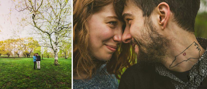 Arnold Arboretum Lilac Engagement Photos (10)