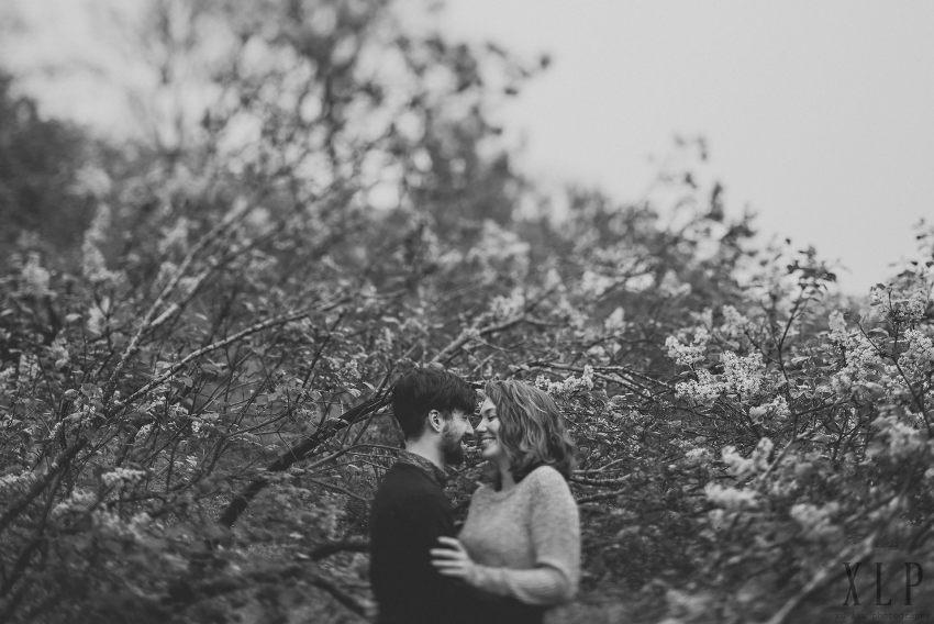 Arnold Arboretum Lilac Engagement Photos (17)