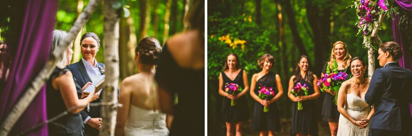 josias river farm wedding ceremony