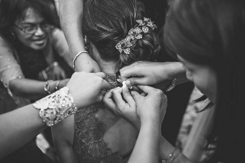 wedding tea ceremony jewelry