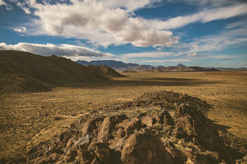 Kingman desert landscape