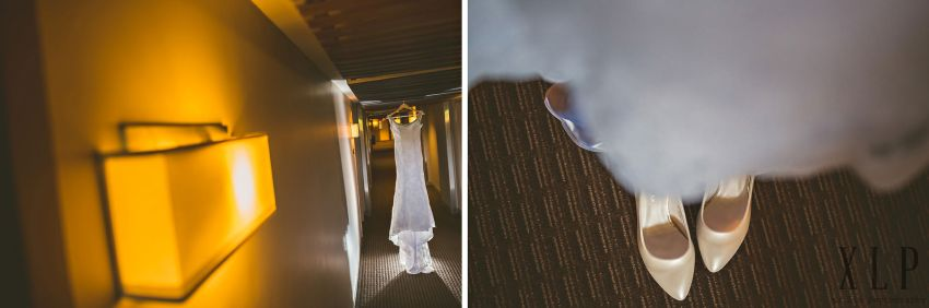 Element hotel wedding details