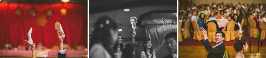 Chinatown wedding reception activities