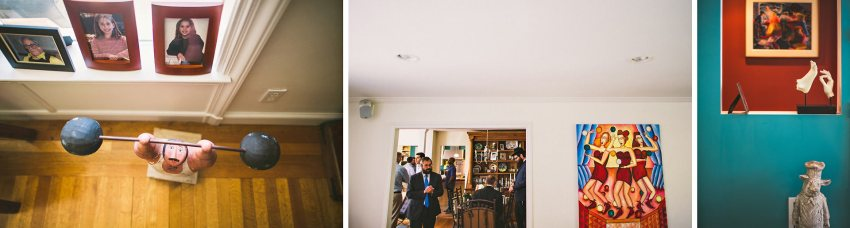 New York Jewish wedding