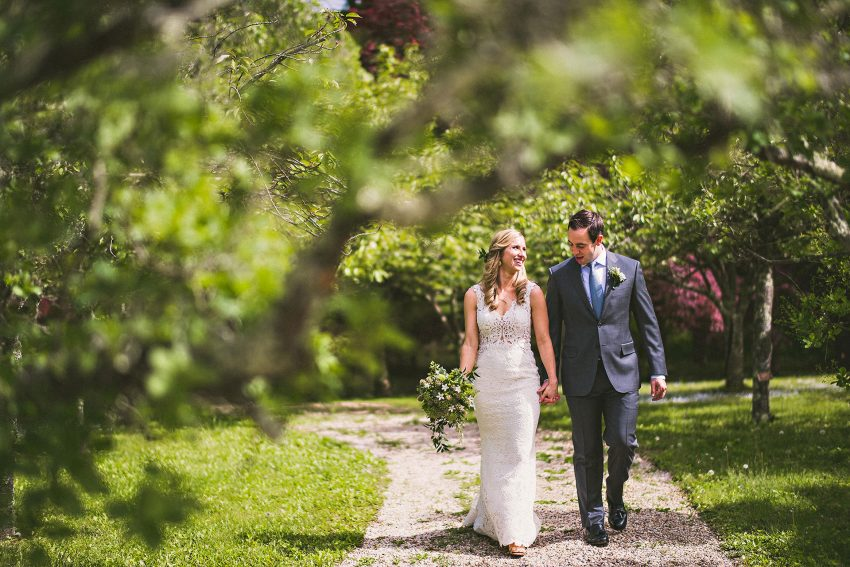 Hammond Museum and Japanese Stroll Garden wedding