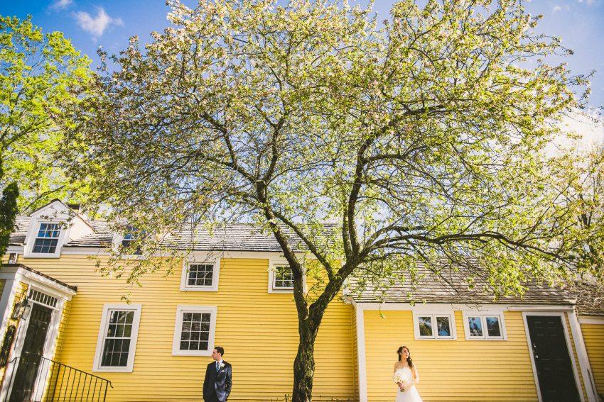 Bedford Village Inn wedding photography