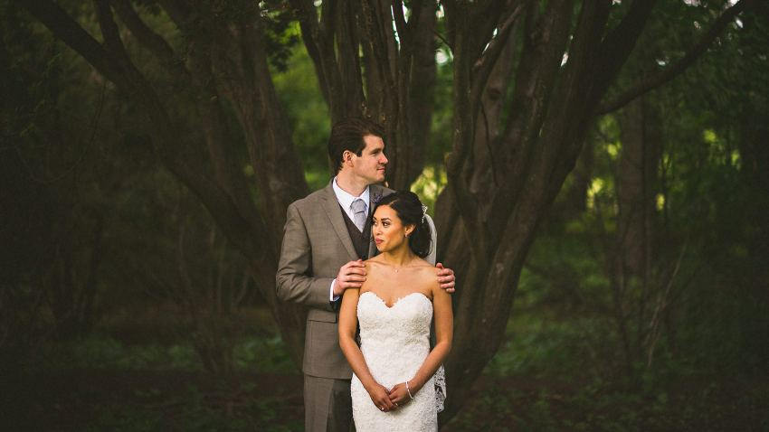 Moody wedding pictures
