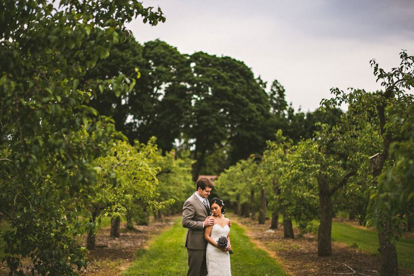 Epic Brooksby Farm wedding photos