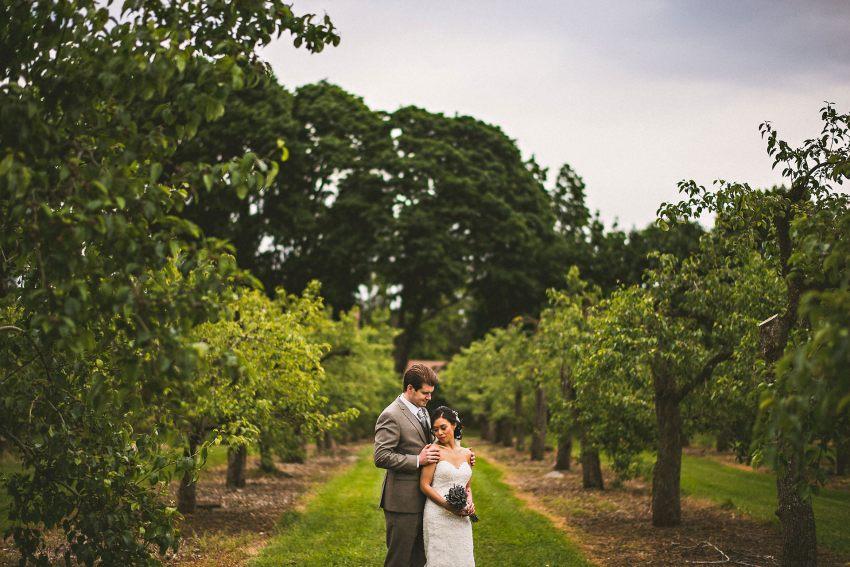 Epic Brooksby Farm wedding photos