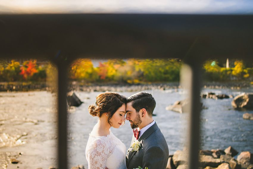 New Hampshire wedding portraiture