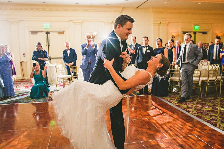 Wentworth by the Sea first dance
