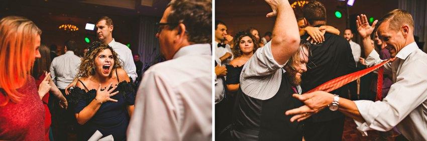 Portsmouth wedding dancefloor