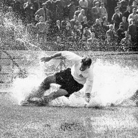 Gr8at: Wonderful Black and White Sporting Photographs