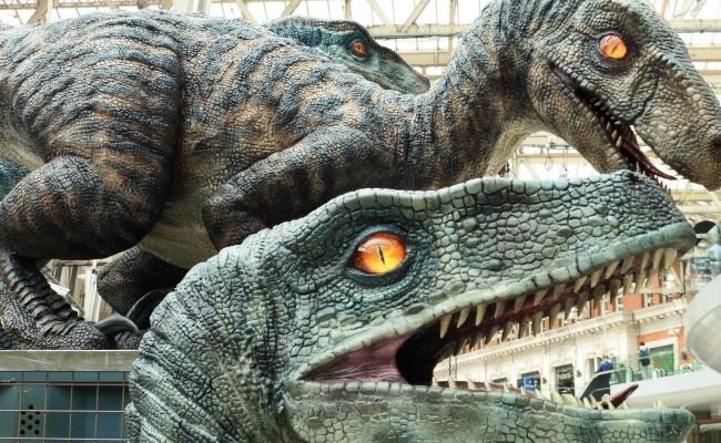 Gr8at Jurassic World Dinosaurs Alex Raphael