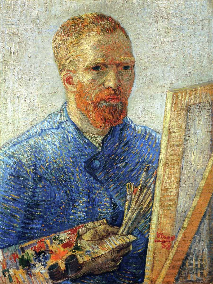 Line Of Day #vincentvangogh Alex Raphael