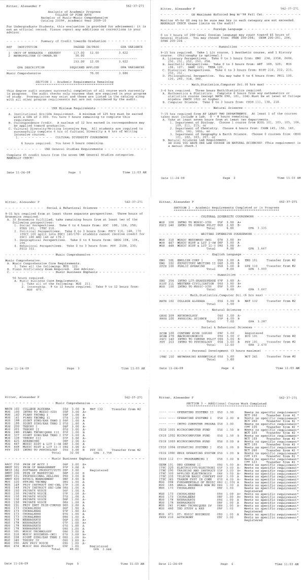 alex-ritter-university-of-nebraska-kearney-college-transcript