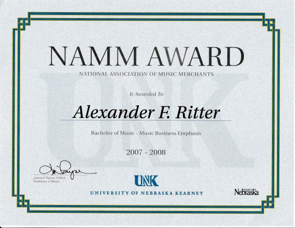 alex-ritter-namm-award-2008