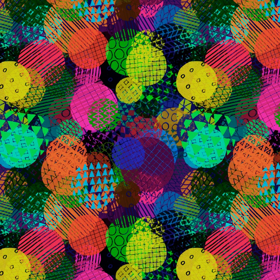 ApeiroPattern generative art Genuary 2021 Day 14 by Alex Russell (full image)