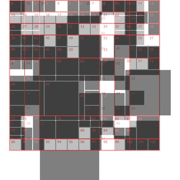 Part 7 of the development of ApeiroPattern generative art collection A Scheme Not Of This World by Alex Russell