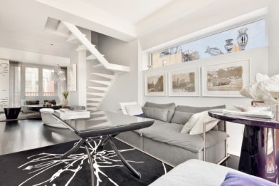 Chelsea-Duplex-Penthouse-Architecture-in-Formation-2-600x400