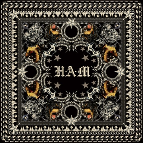 HAM Official Cover Art