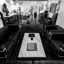 Jon Cha's Studio - Follow no trend, focus on the timeless.