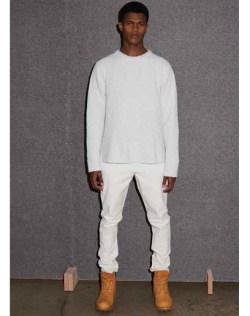Monochromtic White