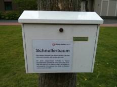 Briefkasten Schnullerbaum