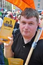 Robin Geddert, Vorsitzender KV Piratenpartei Kassel-Stadt-Land-Web